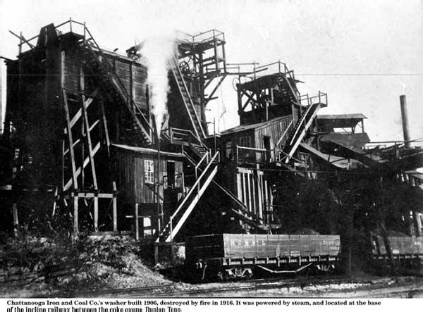 1906 Coal Washer