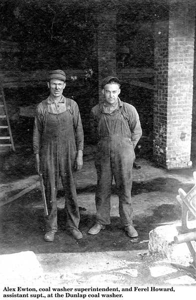 Coal washer supt