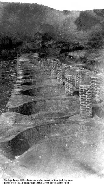 Dunlap ovens constn. 1916 - b