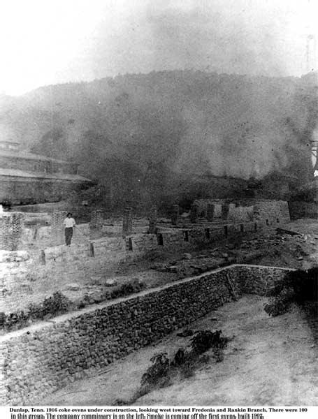Dunlap ovens constn. 1916 - d
