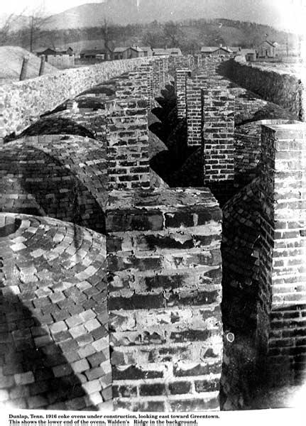 Dunlap ovens constn. 1917 - g